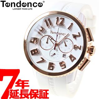 【5日0時~♪10%OFFクーポン&店内ポイント最大51倍!5日23時59分まで】テンデンス Tendence 腕時計 メンズ/レディース ガリバー GULLIVER 47 クロノグラフ TY460015