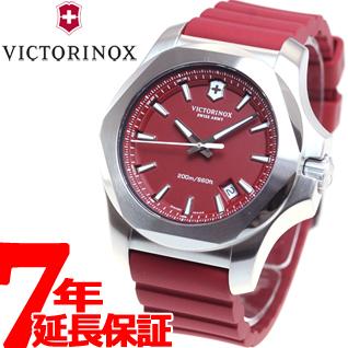 【SHOP OF THE YEAR 2018 受賞】ビクトリノックス VICTORINOX 腕時計 メンズ イノックス INOX ヴィクトリノックス 241719.1