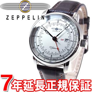 ツェッペリン ZEPPELIN 腕時計 メンズ 100周年記念モデル Special Edition 100 Years ZEPPELIN 7646-1