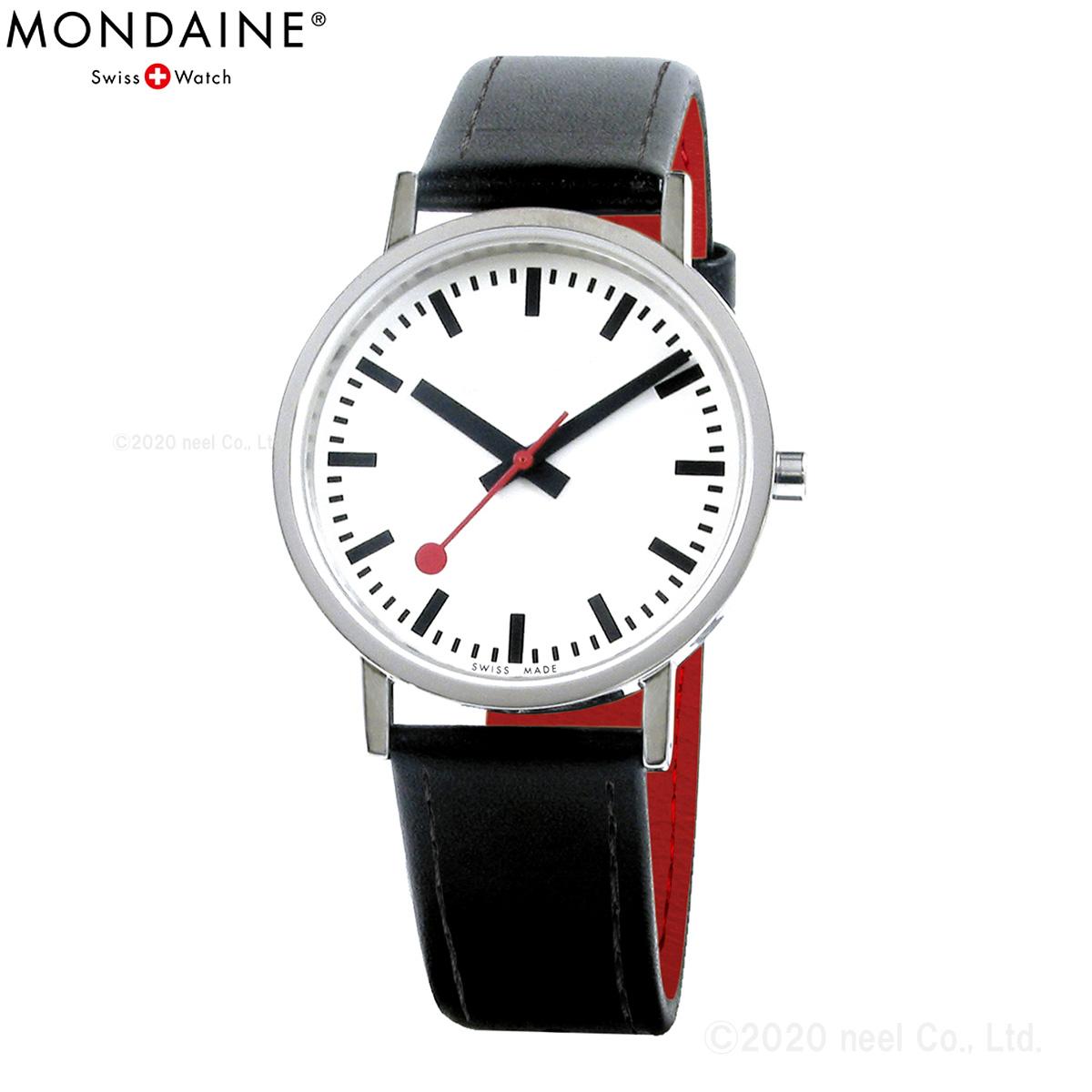 モンディーン MONDAINE 腕時計 メンズ/レディース クラシック ピュア Classic Pure A660.30314.16OM