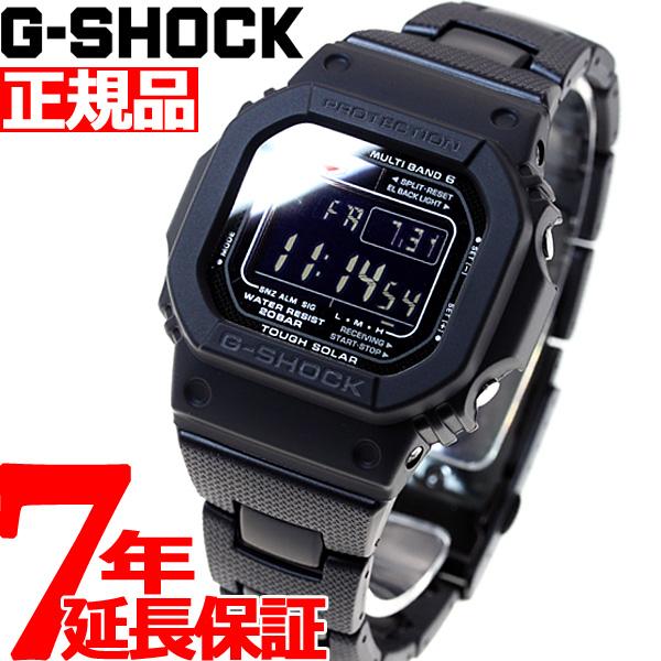 【5日0時~♪2000円OFFクーポン&店内ポイント最大51倍!5日23時59分まで】G-SHOCK 電波 ソーラー 電波時計 ブラック 5600 Gショック カシオ ソーラー 腕時計 メンズ G-SHOCK GW-M5610BC-1JF
