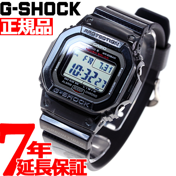 G-SHOCK 電波 ソーラー 電波時計 ブラック 腕時計 メンズ RMシリーズ カシオ Gショック GW-S5600-1JF
