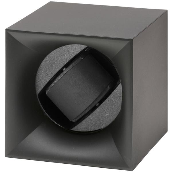 スイスキュービック SWISS KubiK ワインディングマシーン ウォッチワインダー 1本 よりボックスコレクション ブラック SK01.STB.001
