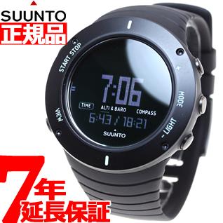 【SHOP OF THE YEAR 2018 受賞】スント コア SUUNTO CORE アルティメットブラック ULTIMATE BLACK 腕時計 デジタル SS021371000