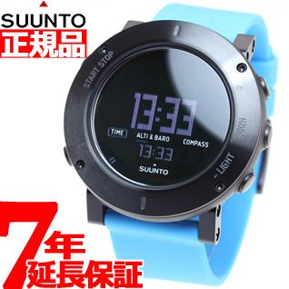 【お買い物マラソンは当店がお得♪本日20より!】スント コア SUUNTO CORE ブルークラッシュ BLUE CRUSH 腕時計 デジタル SS021373000