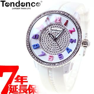 【SHOP OF THE YEAR 2018 受賞】テンデンス Tendence 限定モデル 腕時計 レディース ガリバーラウンドレインボー ミディアム GULLIVER ROUND Rainbow Medium TG930107R