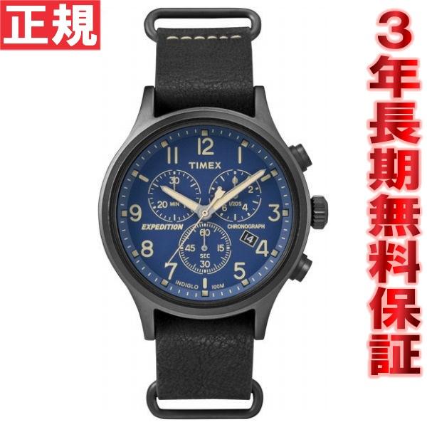 タイメックス TIMEX 腕時計 メンズ スカウト クロノ Scout Chrono TW4B04200
