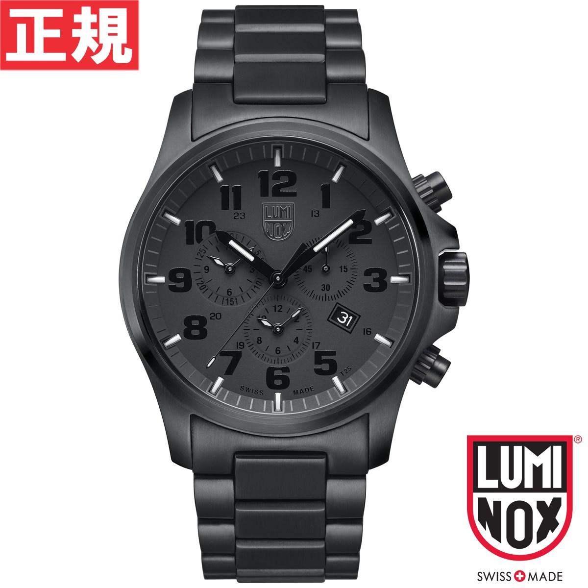 【SHOP OF THE YEAR 2018 受賞】ルミノックス LUMINOX 腕時計 メンズ アカタマ フィールド クロノグラフ アラーム ATACAMA FIELD CHRONOGRAPH ALARM 1940シリーズ 1942.BOB