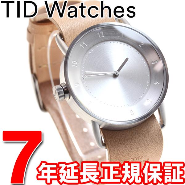 ティッドウォッチズ TID Watches 腕時計 メンズ/レディース ティッドウォッチ No.2 コレクション TID02-SV/N