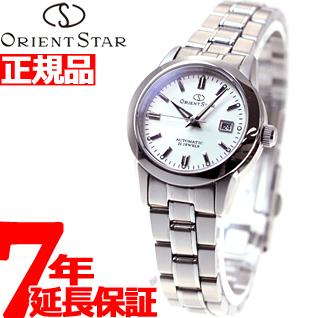 【SHOP OF THE YEAR 2018 受賞】オリエントスター クラシック 腕時計 ホワイト WZ0391NR ORIENT STAR