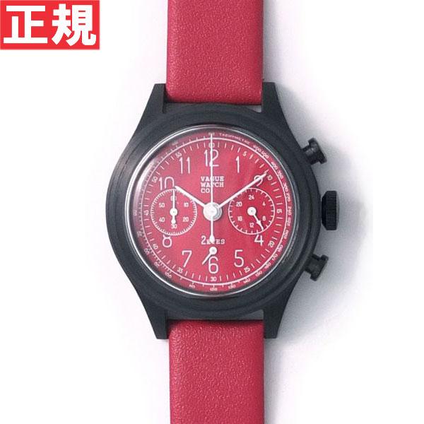 【お買い物マラソンは当店がお得♪本日20より!】ヴァーグウォッチ VAGUE WATCH Co. 腕時計 2EYES(ツーアイズ) クロノグラフ 2C-L-004
