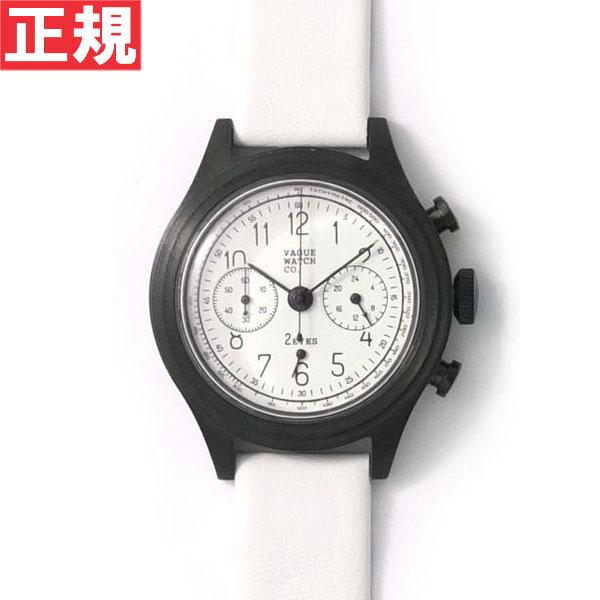 【お買い物マラソンは当店がお得♪本日20より!】ヴァーグウォッチ VAGUE WATCH Co. 腕時計 2EYES(ツーアイズ) クロノグラフ 2C-L-005