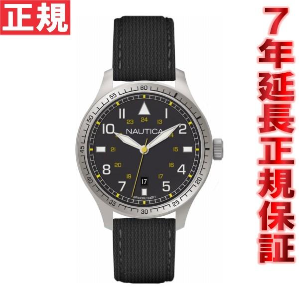 さらに期間限定50%OFF!半額セール開催中♪ ノーティカ NAUTICA 腕時計 メンズ BFD105 DATE A10097G