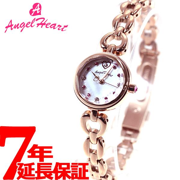 エンジェルハート Angel Heart 腕時計 レディース ブライトハート Bright Heart BH21PW