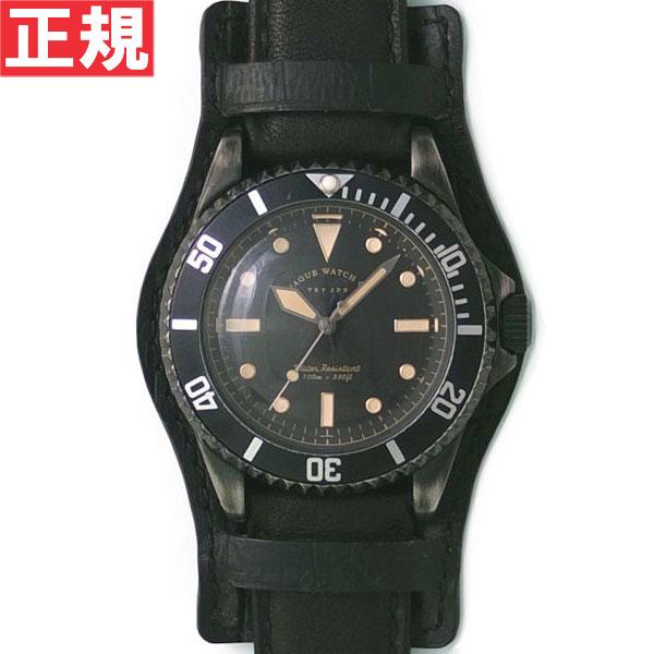 ヴァーグウォッチ VAGUE WATCH Co. 腕時計 BLK SUB+GUIDI CLASSIC+BASE ホースレザー クラシックベルト BS-L-CB001