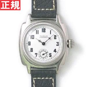 ヴァーグウォッチ VAGUE WATCH Co. 腕時計 COUSSIN(クッサン) スモールセコンド ピッグスキンレザー CO-L-003