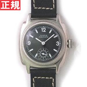 【お買い物マラソンは当店がお得♪本日20より!】ヴァーグウォッチ VAGUE WATCH Co. 腕時計 COUSSIN(クッサン) スモールセコンド ピッグスキンレザー CO-L-005