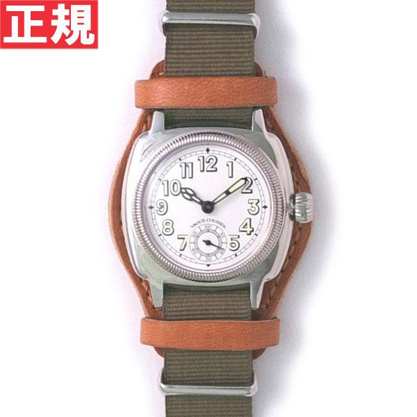 【お買い物マラソンは当店がお得♪本日20より!】ヴァーグウォッチ VAGUE WATCH Co. 腕時計 COUSSIN MIL メンズ クッサンミリタリー CO-L-007-03NL