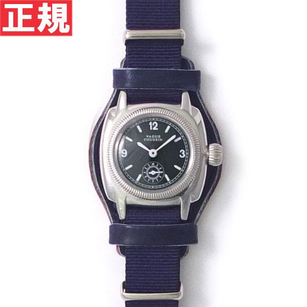 ヴァーグウォッチ VAGUE WATCH Co. 腕時計 COUSSIN MIL レディース クッサンミリタリー CO-S-007-05NV
