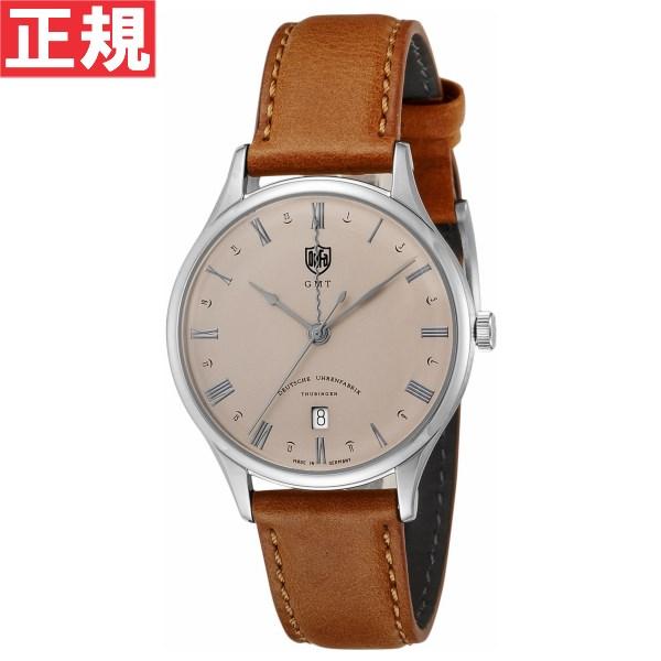 DUFA ドゥッファ Weimar GMT 腕時計 メンズ ヴァイマールGMT DF-9006-10