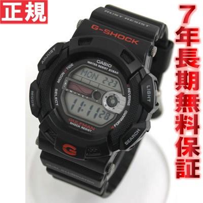 G-SHOCK カシオ Gショック 腕時計 MASTER OF G GULFMAN G-9100-1JF G-SHOCK ガルフマン