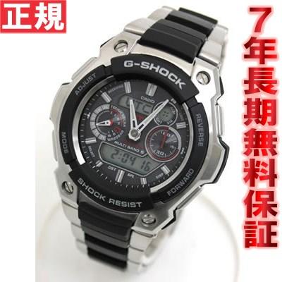 MT-G G-SHOCK 電波 ソーラー 電波時計 カシオ Gショック 腕時計 MT-G タフムーブメント搭載 MTG-1500-1AJF