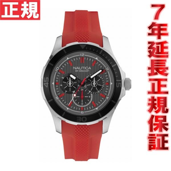 【お買い物マラソンは当店がお得♪本日20より!】ノーティカ NAUTICA 腕時計 メンズ NST10 NAI13521G