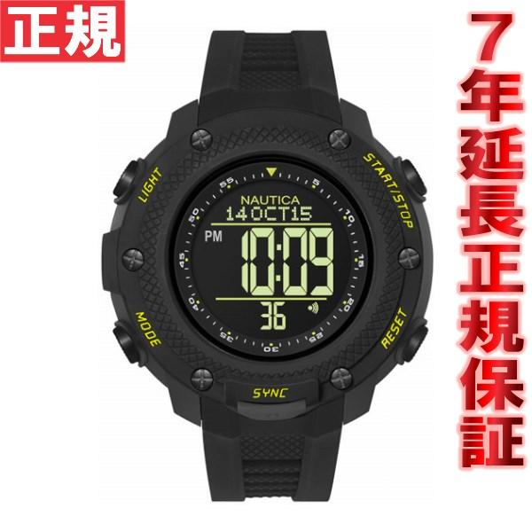 ノーティカ NAUTICA 腕時計 メンズ NMX15 DIGITAL YACHTIMER NAI19523G