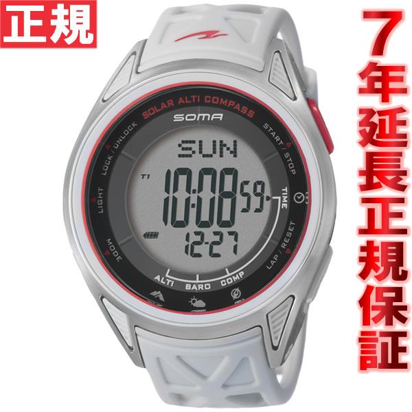 SOMA ソーマ 新城幸也 コラボ 限定モデル ソーラー 腕時計 ライドワン ソーラーアルチコンパス RideONE SOLOR ALTI COMAPSS NS24703