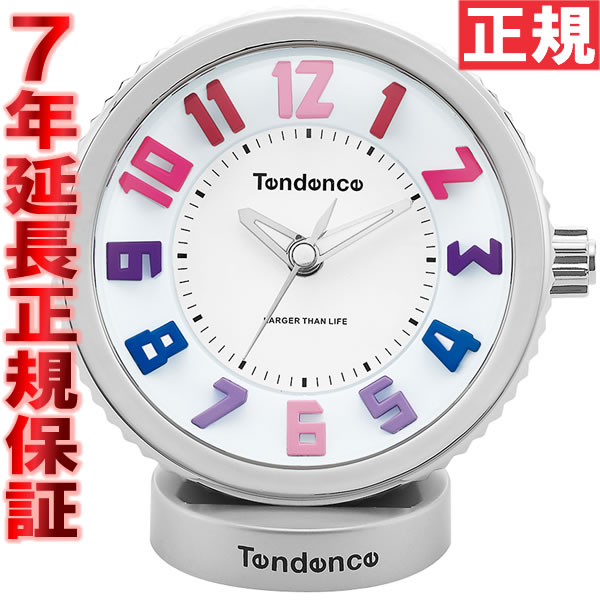 【SHOP OF THE YEAR 2018 受賞】テンデンス Tendence テーブルクロック TABLE Clock 卓上時計 掛置兼用 TP429916