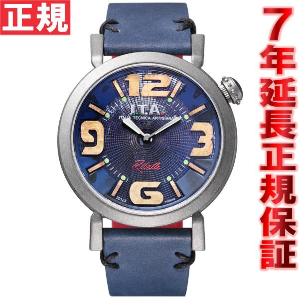 【お買い物マラソンは当店がお得♪本日20より!】I.T.A. アイティーエー 腕時計 メンズ リベッレ Ribelle 22.00.02