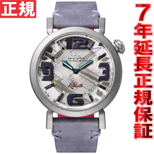 【お買い物マラソンは当店がお得♪本日20より!】I.T.A. アイティーエー 腕時計 メンズ リベッレ Ribelle 22.00.05