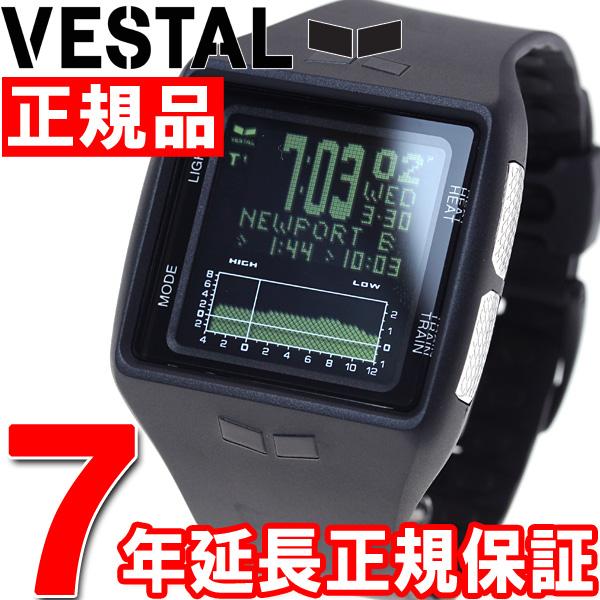 ベスタル VESTAL WATCH 腕時計 メンズ ザ・ブリッグ THE BRIG デジタル ヴェスタル BRG030