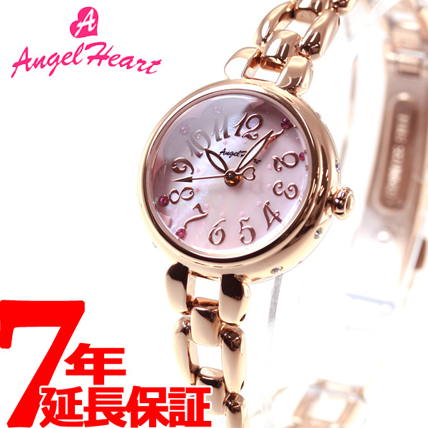 【SHOP OF THE YEAR 2018 受賞】エンジェルハート Angel Heart 腕時計 レディース フラワリータイム Flowery Time FT24PP