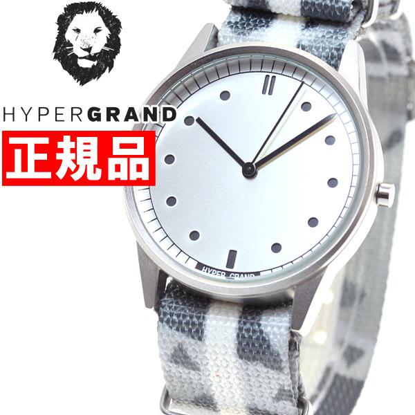 【お買い物マラソンは当店がお得♪本日20より!】ハイパーグランド HYPERGRAND 腕時計 メンズ レディース ゼロワンナトー 01NATO NW01FBCM