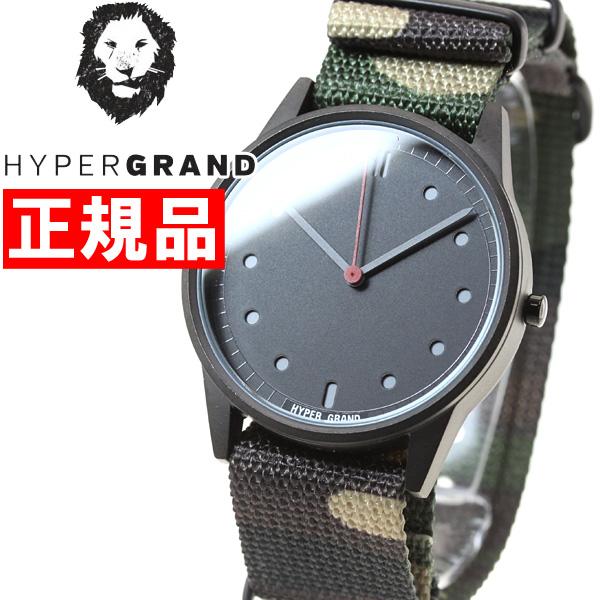 ハイパーグランド HYPERGRAND 腕時計 メンズ レディース ゼロワンナトー 01NATO NW01JUNG