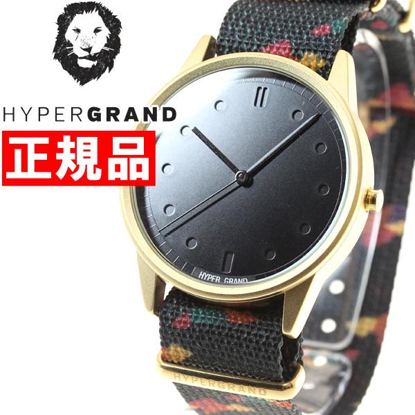 ハイパーグランド HYPERGRAND 腕時計 メンズ レディース ゼロワンナトー 01NATO NW01ROCK