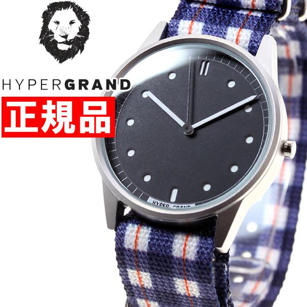 【お買い物マラソンは当店がお得♪本日20より!】ハイパーグランド HYPERGRAND 腕時計 メンズ レディース ゼロワンナトー 01NATO NWH2TART