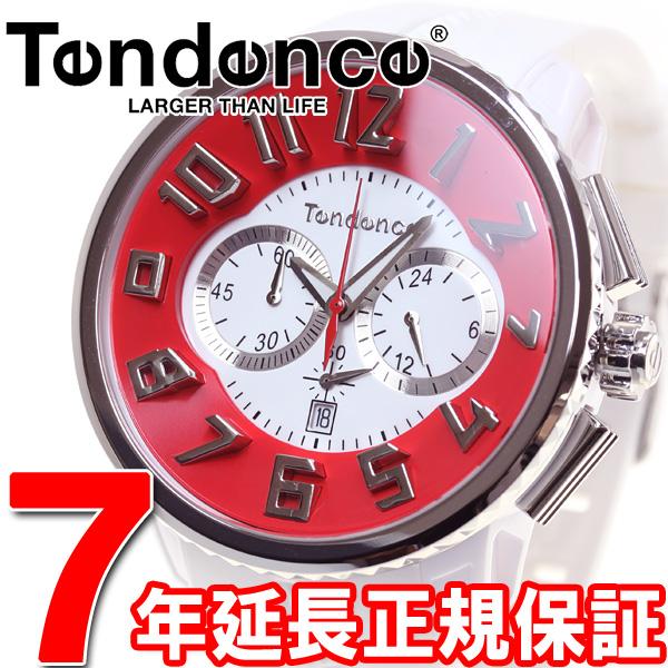 テンデンス Tendence 腕時計 メンズ/レディース ガリバー ラウンド GULLIVER Round クロノグラフ TY046015