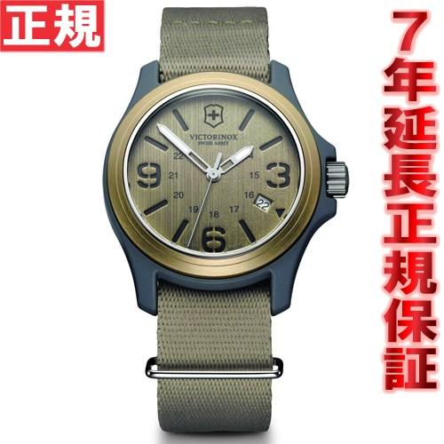ビクトリノックス VICTORINOX 腕時計 メンズ オリジナル ORIGINAL ヴィクトリノックス スイスアーミー 241516