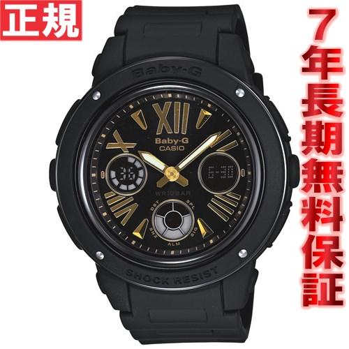 【SHOP OF THE YEAR 2018 受賞】BABY-G カシオ ベビーG 時計 レディース 腕時計 ブラック アナデジ BGA-153-1BJF