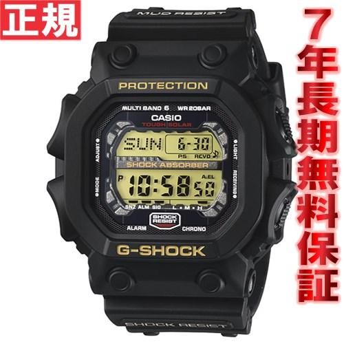 ニールがお得!今ならポイント最大37倍!10日23時59分まで! G-SHOCK 電波 ソーラー 電波時計 カシオ Gショック 腕時計 メンズ GXシリーズ G-SHOCK GXW-56-1BJF