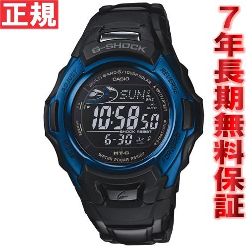 MT-G G-SHOCK 電波 ソーラー 電波時計 ブラック×ブルー腕時計 メンズ デジタル タフソーラー MTG-M900BD-2JF