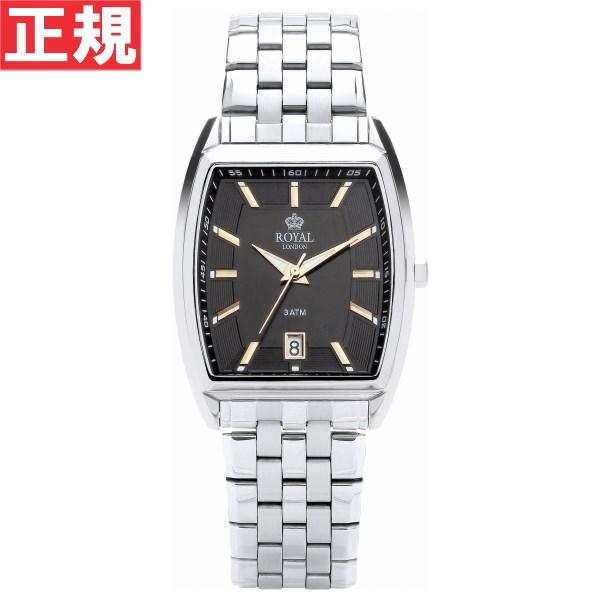 ロイヤルロンドン ROYAL LONDON 腕時計 メンズ 41186-02