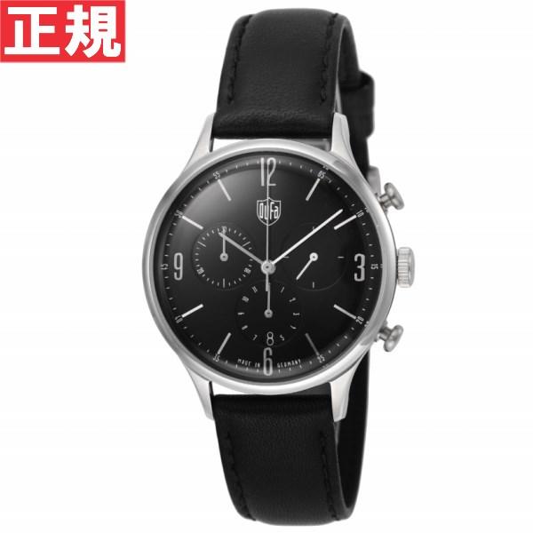 【お買い物マラソンは当店がお得♪本日20より!】DUFA ドゥッファ Mies Chrono 腕時計 メンズ ミース・クロノ DF-9002-01