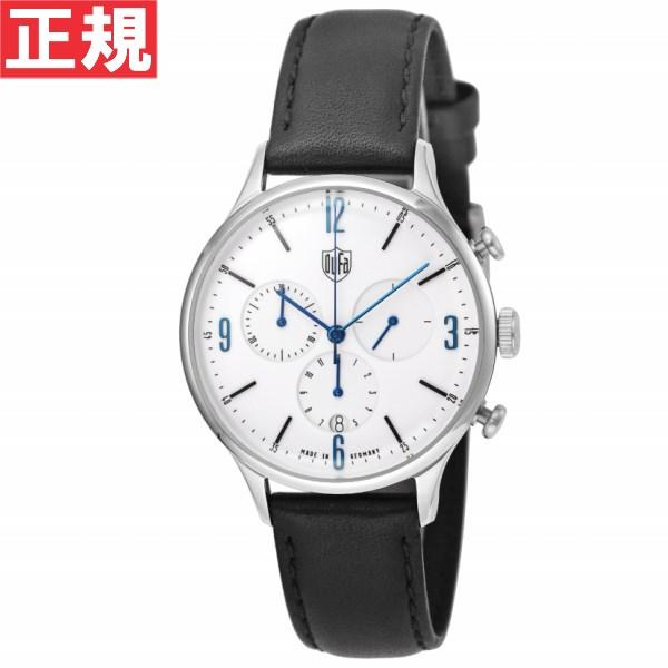 【お買い物マラソンは当店がお得♪本日20より!】DUFA ドゥッファ Mies Chrono 腕時計 メンズ ミース・クロノ DF-9002-03