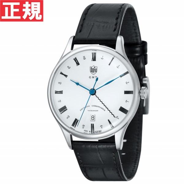 【お買い物マラソンは当店がお得♪本日20より!】DUFA ドゥッファ Weimar GMT 腕時計 メンズ ヴァイマールGMT DF-9006-02