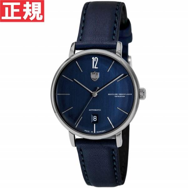DUFA ドゥッファ Josef Albers 腕時計 メンズ ヨゼフ・アルバース DF-9011-NV