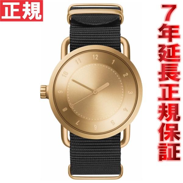 ティッドウォッチズ TID Watches 腕時計 メンズ/レディース ティッドウォッチ No.1 コレクション TID01-GD/NBK