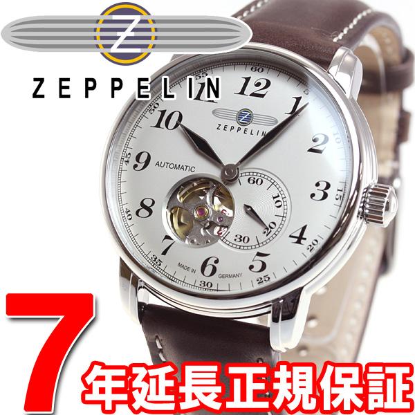 ツェッペリン ZEPPELIN 腕時計 メンズ 自動巻き LZ127 グラーフ・ツェッペリン Graf Zeppelin 76665